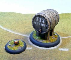 Brewer's Guild Goal Post