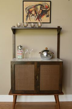 mid century bar  I NEED to have this!!!!!!!!!!!!!!!!!!!