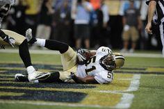 LB Jonathan Vilma  All Images Copyright Michael C. Hebert Michael C. Hebert / New Orleans Saints #Saints #NOLA