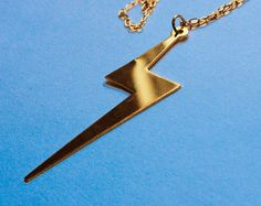 MS MARVEL Kamala Khan inspired necklace - lighting - 4 colors available