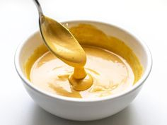 Mustard Sauce Honey Mustard Sauce - Creamy, Sweet, and Tangy! - Budget BytesHoney Mustard Sauce - Creamy, Sweet, and Tangy! Honey Mustard Pork Chops, Honey Mustard Sauce, Honey Mustard Chicken, Honey Sauce, Homemade Honey Mustard, Baked Chicken Nuggets, Roasted Meat, Creamy Sauce, Fresh Vegetables