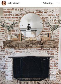 91 best brick fireplace images in 2019 fire places brick little rh pinterest com