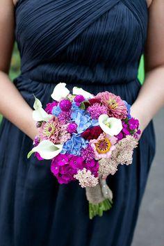 Bridesmaid Bouquets, Wedding Flowers Photos by Ashley Bartoletti Photography