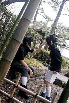 Uchiha Itachi x Uchiha Sasuke