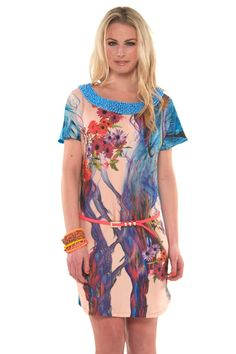 Picture of Willow and Stems Beaded Dress