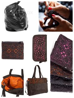 Look what magic hands can do! Smateria-transforming magic from garbage...