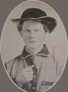 """Adjutant Albert L. Peel, 19th Mississippi Infantry.  Killed at the Bloody Angle, Spotsylvania Court House, VA, 12 May 1864.   """"Adjutant Peel had thrown aside his sword and with a very fine rifle, captured from the enemy, he was shooting as rapidly as he could reload. He fell, shot through the head at the foot of an oak tree which had been cut down by deadly missiles. His body was found by his brother, Dr. R. H. Peel, who was then surgeon of the regiment, and it was buried after dark. The…"""