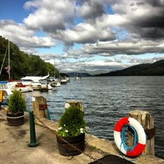 Lakeside windermere
