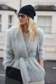 That coat!