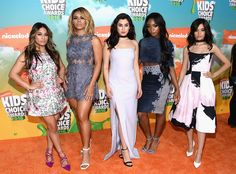 Fifth Harmony from Kids' Choice Awards 2016: Red Carpet Arrivals   E! Online