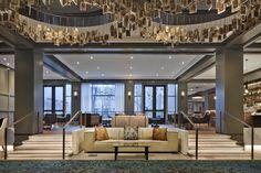 The Logan Philadelphia, Curio Collection by Hilton, Philadelphia, Lobby Sitting Area