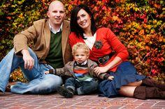 good family pose:)
