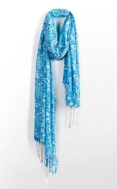 Lilly Pulitzer Kappa Kappa Gamma scarf