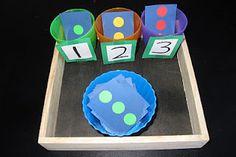 5 Math Games for Older Toddlers/Preschoolers