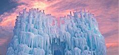 Ice Castles - Silverthorne, CO
