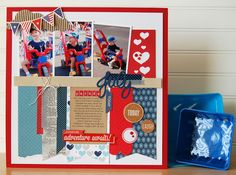 In-site-full: Product Focus #24: 4th of July Scrapbooking Products