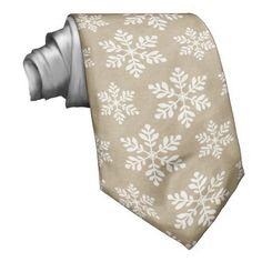 Shopping for customizable Pattern ties is easy on Zazzle. Christmas Ties, Christmas Snowflakes, Snowflake Pattern, Fabric, Design, Tejido, Tela, Cloths