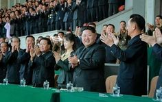 welcome TO soundIT>INFOTAINMENT: North Korea First Lady makes first public appearan...