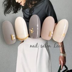 Nails design gel grey 22 Ideas for 2019 Korean Nail Art, Korean Nails, Trendy Nails, Cute Nails, Asia Nails, Nail Jewels, Japanese Nail Art, Minimalist Nails, Elegant Nails
