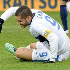 Mauro Icardi wants Inter Milan stay amid Juventus, Napoli interest - agent Mauro Icardi, Espn, Milan, Soccer, Sports, Futbol, European Football, European Soccer, Football