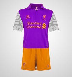 d984553ffc2 Gruesome New Liverpool Third Kit Leaked – Purple Monstrosity Lives!