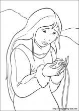 Brother Bear coloring pages on Coloring Bookinfo I like to