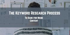 """""""We need to target boring, niche keywords"""", one of my colleagues messaged me one morning. At first, I thought they were talking nonsense.  Read more here:  https://yeah-local.com/the-keyword-research-process-to-rank-for-niche-content/ via @YEAHLocal"""