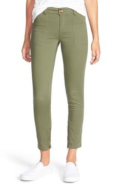 The Hanger Skinny Utility Pants (Juniors) available at #Nordstrom