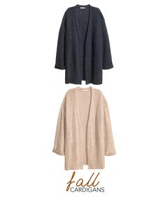 fall cardigans style