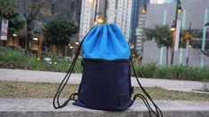 Hawk Drawstring Lifestyle Backpack is made for overnights and road trips | Pinoy Guy Guide