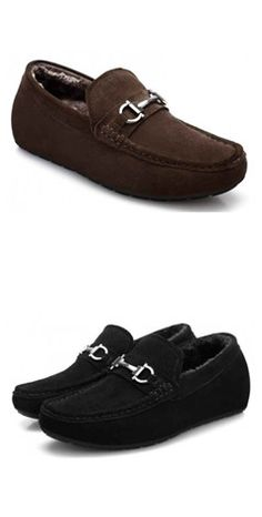 6b0e5e166 Chamaripa Lightweight Casual Warm Peas Mens Height Increasing Shoes  5.5CM 2.17 Inch