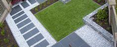 Jardim de Stefania     * VI E GOSTEI *      Pavimentação moderna para o jardim.  A pavimentação do jardim normalmente é um das ultima...