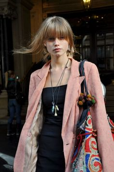 Abbey Lee Kershaw street style