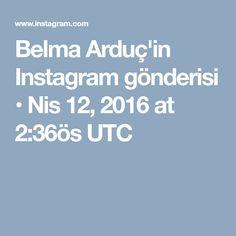 Belma Arduç'in Instagram gönderisi • Nis 12, 2016 at 2:36ös UTC