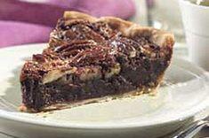 Chocolate Bliss Pecan Pie recipe