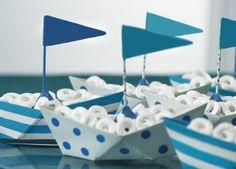 centros de mesa marineros - Buscar con Google