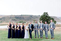 JASON & HANNE | LAVENDER HILL WEDDING