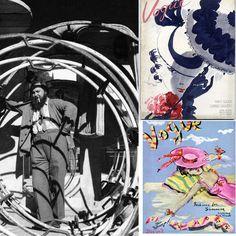 Today's #mondaymuse is Christian Berard. French artist, illustrator & designer- part of Bohemian Paris & darling of the salon, cafe & theatre society. Co-Founder of Ballet des Champs-Élysées & costume/set designer for Jean Cocteau's La Belle et la Bête film. #inspiration #illustration #Paris #vogue #ninaricci #sculptural #theatre #fashion #designer #designtalent #ballet