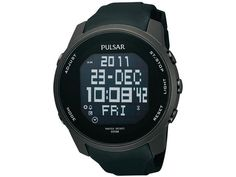(Limited Supply) Click Image Above: Pulsar Mens World Time Alarm Chronograph Stainless Watch - Black Rubber Strap - Black Dial - Digital Sports Watch, Digital Watch, Mens Sport Watches, Watches For Men, Men's Watches, Popular Watches, Stylish Watches, Wrist Watches, Jewelry Watches