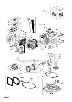 Mountfield HW511PD Spares and Spare Parts Diagrams