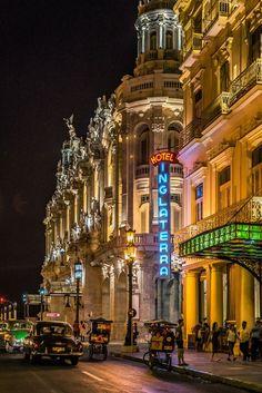 Alicia Alonso theatre and Hotel Inglaterra, Havana, Cuba Varadero, Havana Cuba, Belize, Cuba Today, Havana Hotels, Travel Around The World, Around The Worlds, Trinidad E Tobago, Cuba Photography