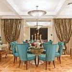 21 Modelos de Salas de jantar decoradas