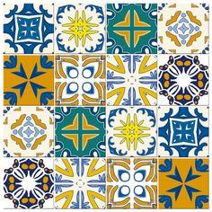 Adesivo Para Azulejo - 01