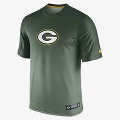Show your pride while staying cool in this ombre look. This is for in store purchase only please call the store with questions! 49ers Quotes, 49ers Memes, Nfl Green Bay, Green Bay Packers, Nike Green, Tees, 49ers Nails, Mens Tops, T Shirt