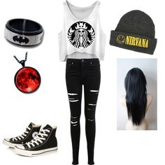 Average day by Hailey on Polyvore featuring polyvore art