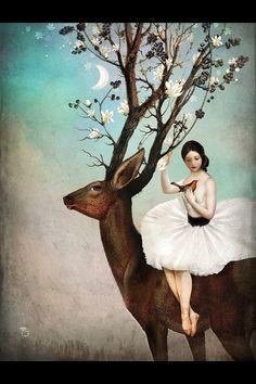Wandering Forest - Christian Schloe