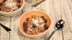 Chai Tea Oatmeal Recipe | The Chew - ABC.com