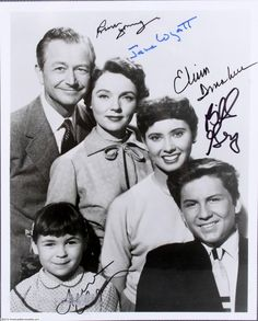 1950's TV hit Father Knows Best