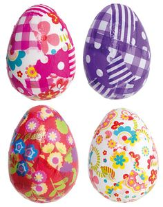 Decopatch eggs - great for Easter. Easter Crafts, Holiday Crafts, Holiday Decor, Decopatch Ideas, Art D'oeuf, Diy Ostern, Arts And Crafts, Diy Crafts, Easter Colors