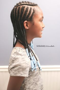Here are some of our content and hair news in our quick June wrap up update and our plans moving… Natural Hair Regimen, Natural Curls, Natural Hair Styles, Hair Topic, Kid Braid Styles, Low Maintenance Hair, Hair Bonnet, Tight Curls, Braids For Kids